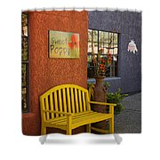 Sweet Poppy Shops Tubac Arizona Dsc08406 Shower Curtain