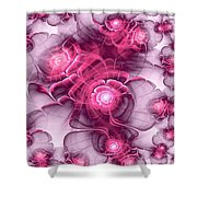 Sweet Sakura Shower Curtain