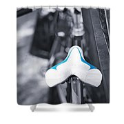Sweet Seat Shower Curtain
