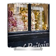 Sweet Shop Shower Curtain