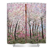 Sweet Sister Shower Curtain