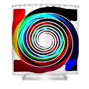 Sweet Spot, No. 4 Shower Curtain
