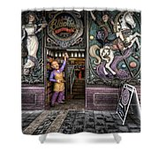 Sweeties For All Shower Curtain