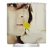 Sweetly Shower Curtain