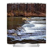 Sweetwater Creek Shower Curtain