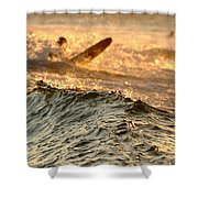 Swell Shower Curtain
