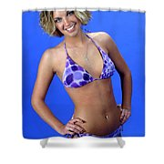 Swim 44 - Crop Shower Curtain