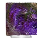 Swirls Of Life 1 Shower Curtain