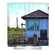Switch House Shower Curtain