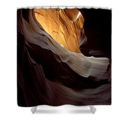 Swopes Shower Curtain