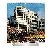Sydney 4 Shower Curtain