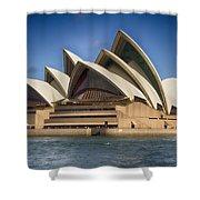 Sydney Opera House V10 Shower Curtain