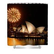 Sydney Opera Theatre Shower Curtain