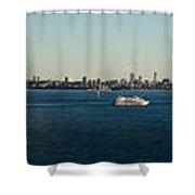 Sydney Panorama Shower Curtain