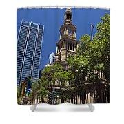 Sydney Town Hall Shower Curtain
