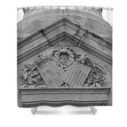 Symbols Of Freedom Shower Curtain by Teresa Mucha
