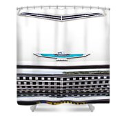 T-bird Hood Shower Curtain