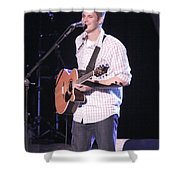 Musician T Jay Shower Curtain