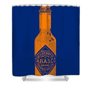 Tabasco Sauce 20130402grd2 Shower Curtain