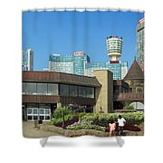 Table Rock Cafe Niagra Falls Shower Curtain