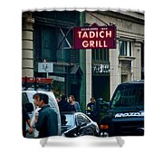 Tadich Grill Shower Curtain