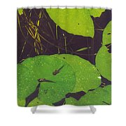 Tadpoles Shower Curtain
