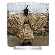 Tafarron 2 Shower Curtain