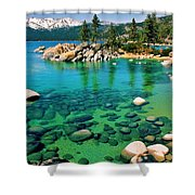 Tahoe Bliss Shower Curtain