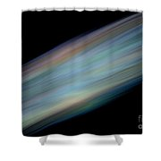 Tail Of A Comet Shower Curtain