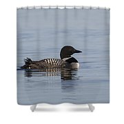 Tail Up Shower Curtain
