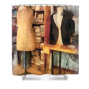 Tailor - A Pair Of Dummies Shower Curtain