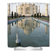 Taj Shower Curtain