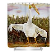 Take A Bow To Kindness Shower Curtain