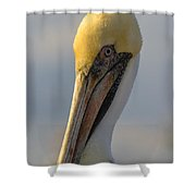 Take My Best Side Shower Curtain