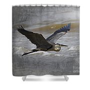 Take To The Sky #3 Shower Curtain