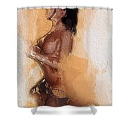 Taking A Ride Shower Curtain