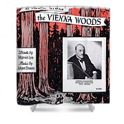 Tales From The Vienna Woods Shower Curtain