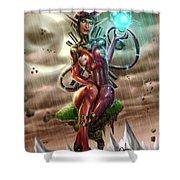 Talia Shower Curtain