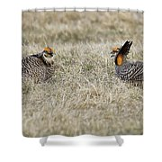 Talking About It Shower Curtain