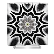 Tall Cool One Shower Curtain