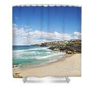 Tamarama Beach Beach In Sydney Australia Shower Curtain