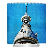 Tampa Beauty - University Of Tampa Photography By Sharon Cummings Shower Curtain