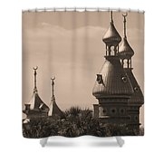 Tampa Minarets  Shower Curtain