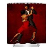 Tango Shower Curtain