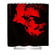 Tango Of Passion For You Shower Curtain