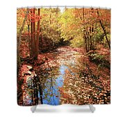 Tanners Brook Shower Curtain