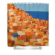 Taormina Shower Curtain
