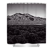 Taos In The Zone Shower Curtain