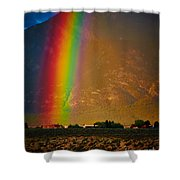 Taos Magic Shower Curtain