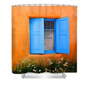 Taos Window IIi Shower Curtain